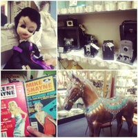 Photo taken at Copper Country Antique Mall by Trailer D. on 4/14/2013