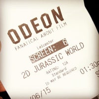 Photo taken at Odeon Cinema by Safwan A. on 6/13/2015