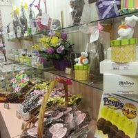 Photo taken at Malley's Chocolates by Kaye S. on 4/13/2014