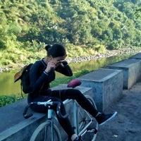 Photo taken at Wawa Dam, Montalban Rizal by grethz s. on 12/6/2015