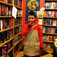 Photo taken at Ninth Street Book Shop by Michael F. on 2/8/2014