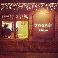 Photo taken at Dagabi Cucina by Michael F. on 12/27/2012