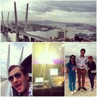 Photo taken at Vladivostok by Sergey G. on 5/23/2013