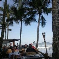 Photo taken at Badauê Restaurante e Pizzaria by Kelly G. on 7/20/2013