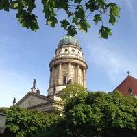 5/3/2013 tarihinde Andreas H.ziyaretçi tarafından Französischer Dom'de çekilen fotoğraf