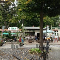 Das Foto wurde bei Restaurant Floh von Andreas H. am 9/13/2013 aufgenommen