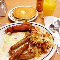 Photo taken at IHOP by Phil M. on 12/31/2012