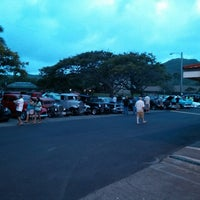 Photo taken at Aikahi Park Shopping Center by jeff s. on 4/7/2013