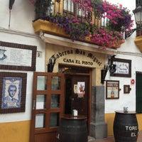 5/20/2013 tarihinde Josebaziyaretçi tarafından Taberna San Miguel 'El Pisto''de çekilen fotoğraf