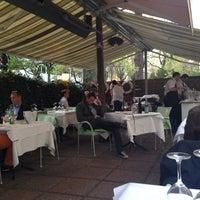 Photo taken at Ristorante Azzurro - La Cucina Italiana by Edivad E. on 4/1/2014