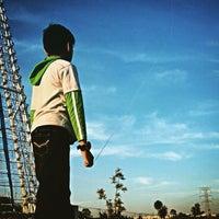Photo taken at Parque Recreativo El Ameyal by Oscar G. on 12/28/2014