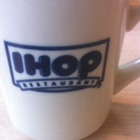 Photo taken at IHOP by Robert M. on 10/8/2012