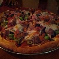 Photo taken at Greek Tony's Pizza & Sub Shop by John M. on 3/9/2013