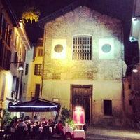 Foto tirada no(a) Taverna Del Borgo Antico por Andrea P. em 9/7/2013