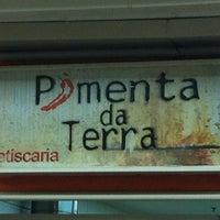 Photo taken at Restaurante Pimenta da Terra by Ricardo B. on 2/11/2013