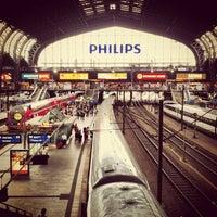 Das Foto wurde bei Hamburg Hauptbahnhof von Christian H. am 7/29/2013 aufgenommen