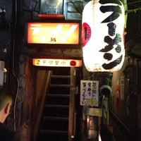 Foto scattata a Sugoi Niboshi Ramen Nagi da Tory K. il 10/23/2013