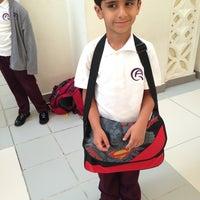 Photo taken at اكاديمية قطر by Fatma A. on 9/9/2013
