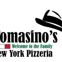 Photo taken at Tomasino's Pizza by I'm in. Events. on 6/3/2013