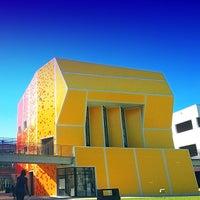 Photo taken at Paul Cejas Architecture Building by Alex M. on 3/8/2013