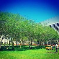 Photo taken at Florida International University by Alex M. on 4/26/2013