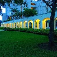 Photo taken at Florida International University by Alex M. on 3/25/2013