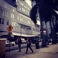 Photo taken at Miami Dade College Wolfson Campus by Alex M. on 12/4/2012