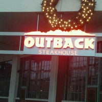 Photo taken at Outback Steakhouse by 🌹~❤~🌹 Dawn G. on 12/10/2012