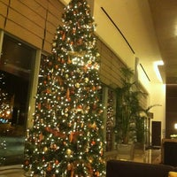 Photo taken at Loews Atlanta Hotel by Eng, Alaa on 12/3/2012