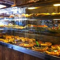Photo taken at Chez Le Boulanger by Veronika V. on 11/25/2012