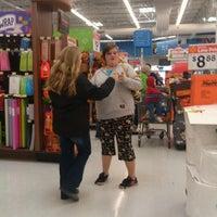 Photo taken at Walmart Supercenter by Amanda C. on 10/30/2012