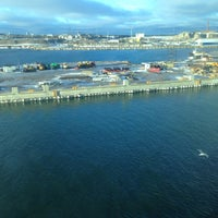 Photo taken at West Harbour / West Terminal by Dmitry D. on 1/5/2013