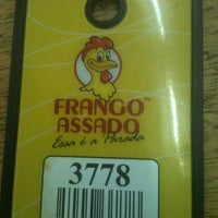 Photo taken at Frango Assado by Jean Carlos S. on 1/27/2013