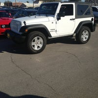 ... Photo Taken At Helfman River Oaks Chrysler Jeep Dodge By Lela D. On 3/  ...
