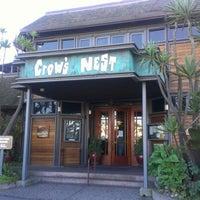 Photo taken at Crow's Nest Restaurant by Bill K. on 11/24/2012
