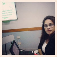 Photo taken at UCOM sede San Lorenzo by Gustavo L. on 4/24/2013