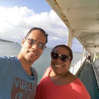 Photo taken at Ferry Boat Juracy Magalhães by Doug M. on 1/10/2018