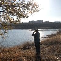 Photo taken at Bilkent Gölü by Çiğdem Ö. on 11/27/2016
