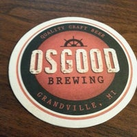 Photo taken at Osgood Brewing by Alex r. on 9/10/2013