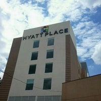 Photo taken at Hyatt Place San Jose/Pinares by Jesus R. on 11/20/2012