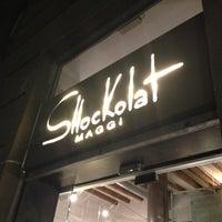 Photo taken at Chocolat by Margherita M. on 7/6/2013