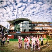 Photo taken at Hull University Union by Ram J. on 3/16/2014