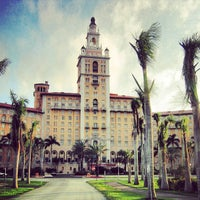 Photo taken at Biltmore Hotel Miami Coral Gables by Ishaan V. on 12/21/2012