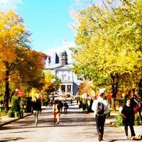 Photo taken at McGill University by Sara J. on 10/22/2012