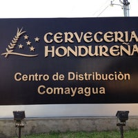 Photo taken at Cerveceria Hondureña Comayagua by Fernando A. on 4/4/2013