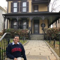 Photo taken at Martin Luther King Jr. Birth Home by Chris M. on 12/2/2017