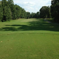 Photo taken at Auburn Links Golf Course by Kristi C. on 7/29/2013