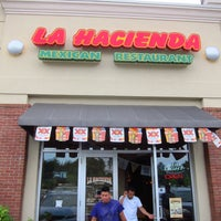 Photo taken at La Hacienda by Camehachi on 5/11/2015