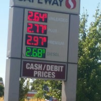 Photo taken at Safeway Gas by David H. on 7/28/2017