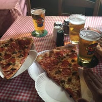 Photo taken at New York Pizza by Nick T. on 9/14/2016